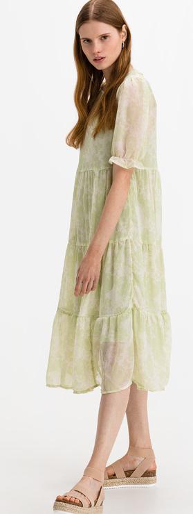 Sukienka Ichi z długim rękawem
