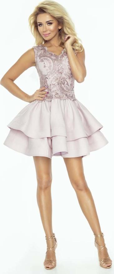 trwałe modelowanie Sukienka Imesia mini bez rękawÓw rozkloszowana Odzież Damskie Sukienki DG VTTUDG-1