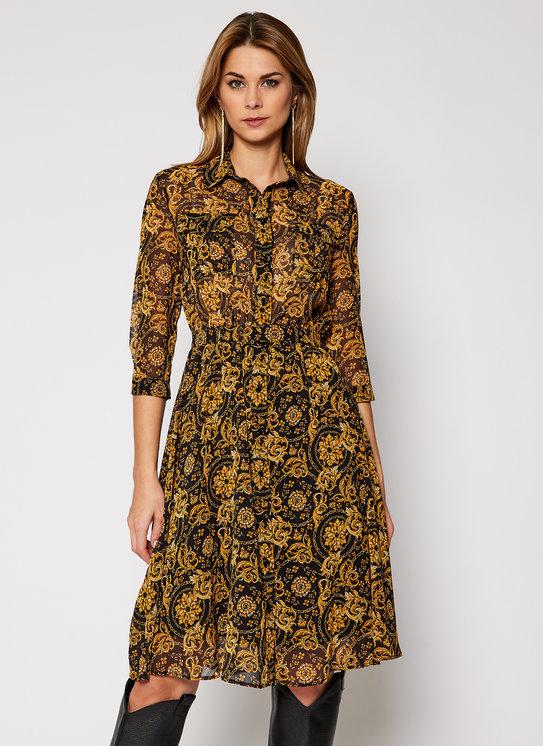Sukienka Imperial z długim rękawem
