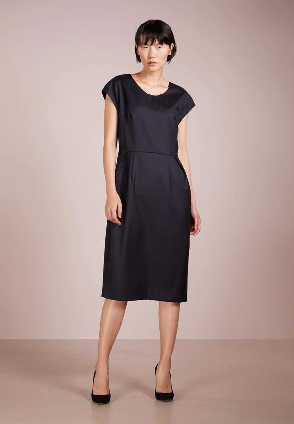 Sukienka Inna z okrągłym dekoltem z krótkim rękawem