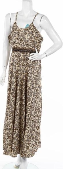 Sukienka Ipanima prosta na ramiączkach