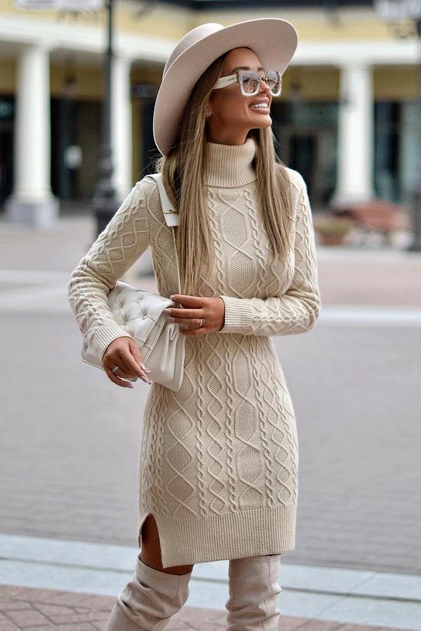 Sukienka Ivet.pl dopasowana