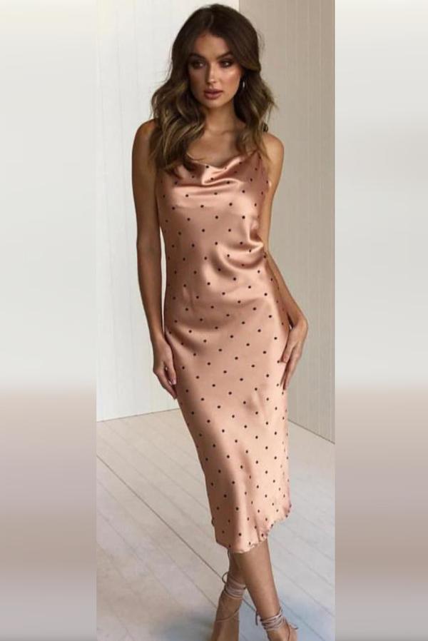 Sukienka Ivet.pl w stylu casual midi