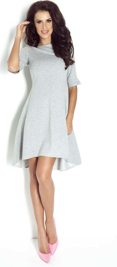 Sukienka Ivon mini z krótkim rękawem