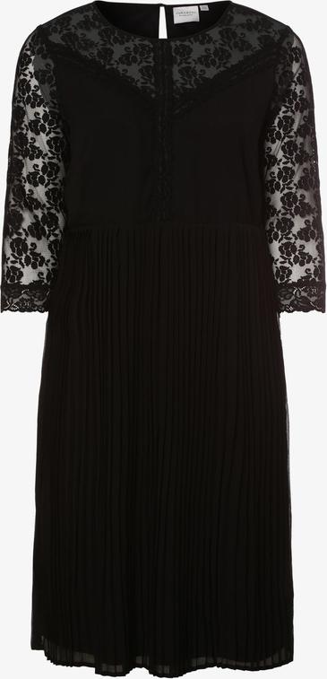 Sukienka Junarose mini z długim rękawem