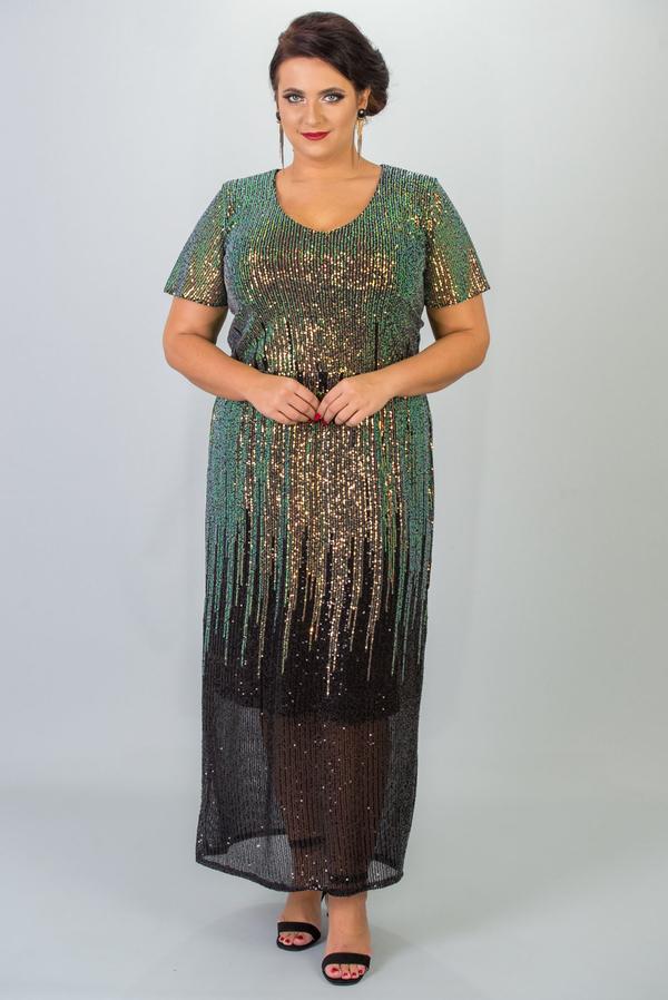 Sukienka KARKO maxi