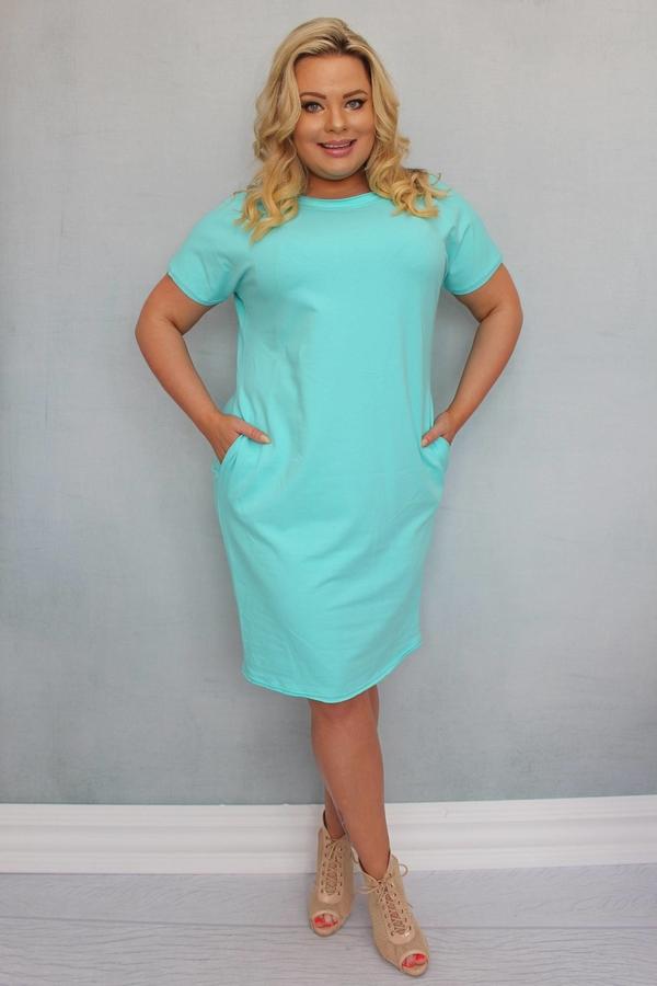 Sukienka KARKO ołówkowa midi