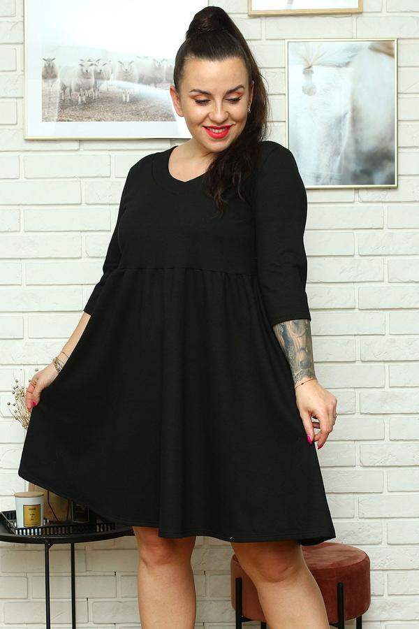 Sukienka KARKO w stylu casual mini