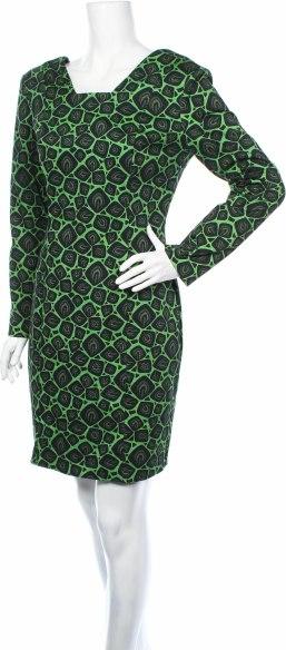 Sukienka Karstadt mini prosta z długim rękawem