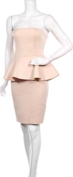Sukienka Katrus oversize bez rękawów
