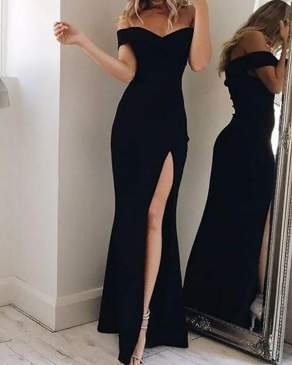 Sukienka Kendallme dopasowana maxi