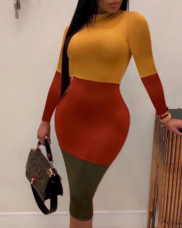 Sukienka Kendallme w stylu casual dopasowana
