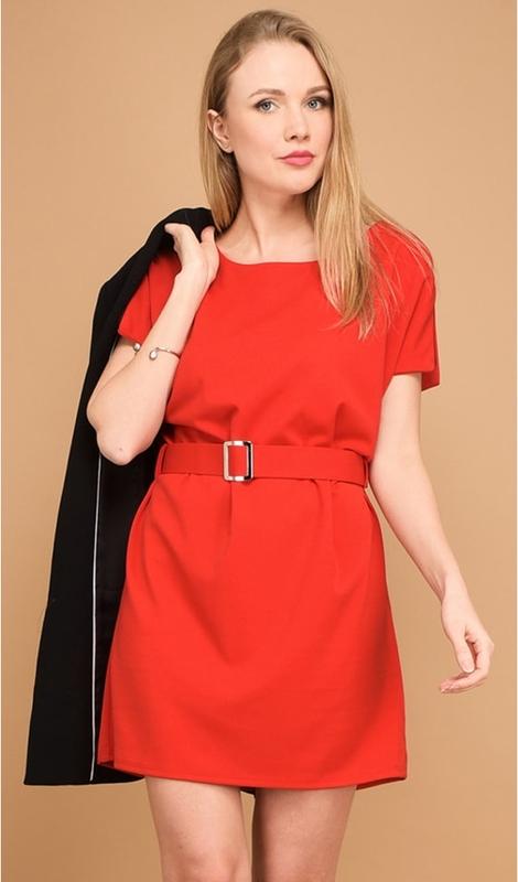 Sukienka Kobiecy Szyk mini
