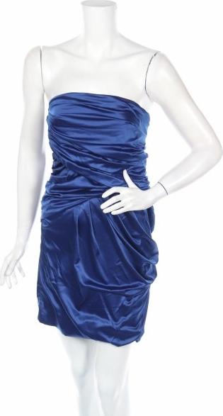 Sukienka Koralline bez rękawów mini