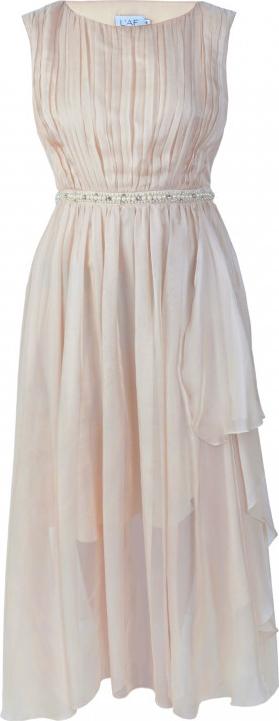 Sukienka L'AF bez rękawów midi
