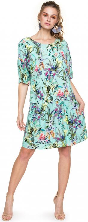 Sukienka L'AF mini w stylu casual