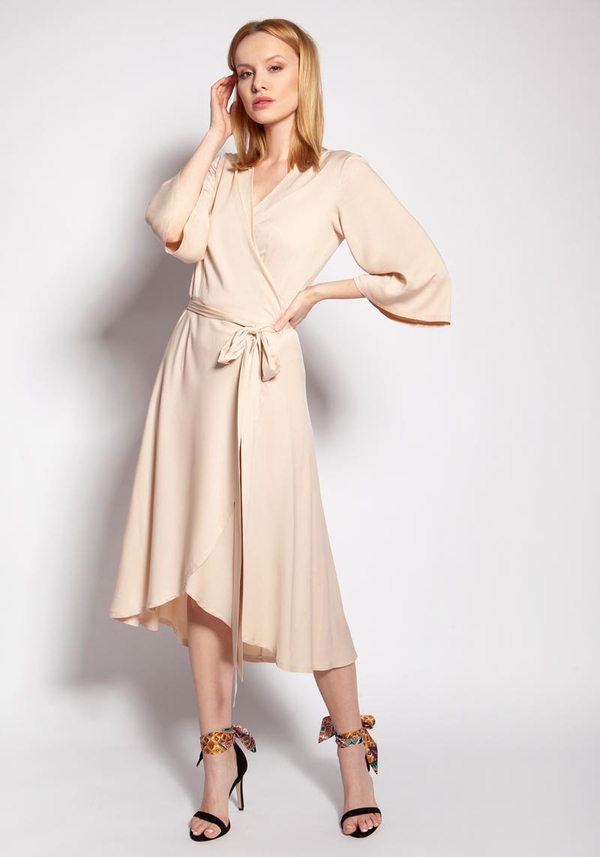 Sukienka Lanti z długim rękawem