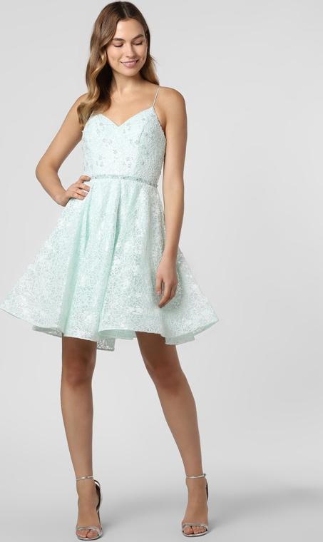 Sukienka Laona mini na ramiączkach