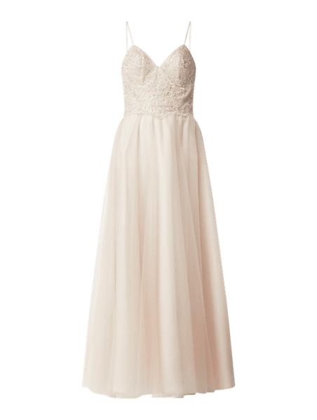 Sukienka Laona z satyny
