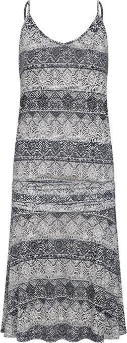 Sukienka LASCANA w stylu casual mini z dekoltem w kształcie litery v