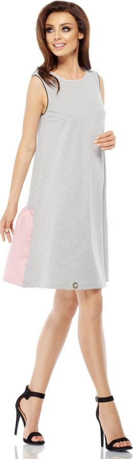 Sukienka Lemoniade bez rękawów z dresówki