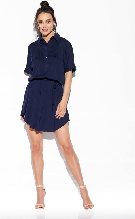 Sukienka Lemoniade mini koszulowa