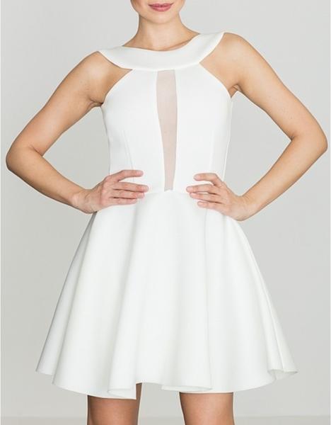 Sukienka LENITIF mini bez rękawów