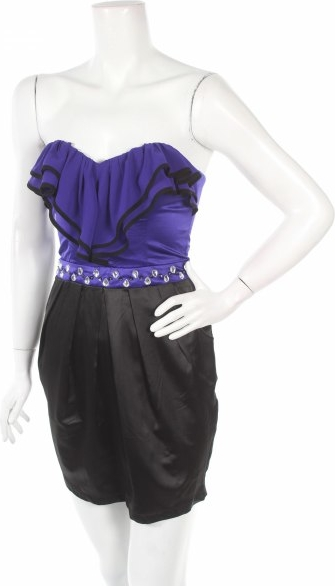 Sukienka Lipsy bez rękawów mini