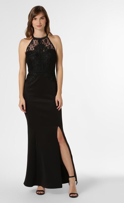 Sukienka Lipsy dopasowana maxi