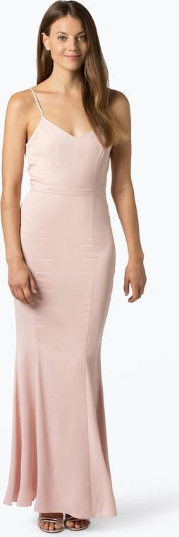 Sukienka Lipsy z dekoltem w kształcie litery v maxi