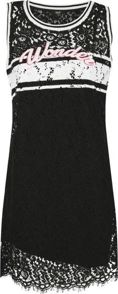 Sukienka Liu-Jo z okrągłym dekoltem bez rękawów