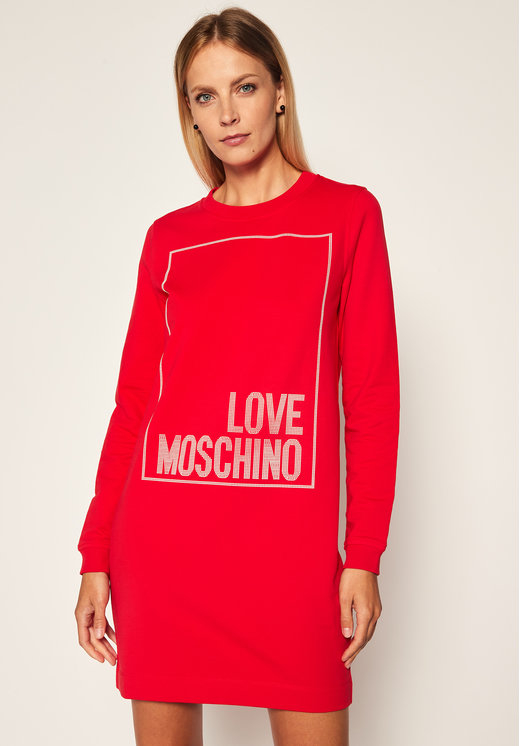 Sukienka Love Moschino mini