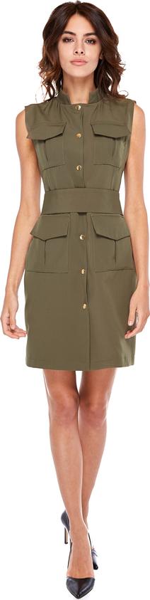 Sukienka Made In Poland By Ooh La La w militarnym stylu