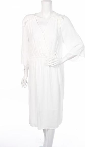 Sukienka Madstorm z długim rękawem z okrągłym dekoltem