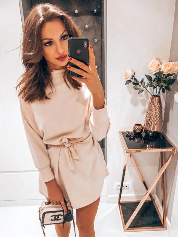 Sukienka magmac.pl oversize w stylu casual