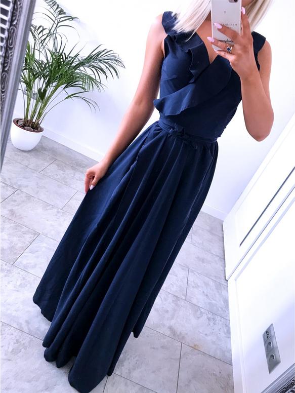 Sukienka magmac.pl rozkloszowana w stylu casual