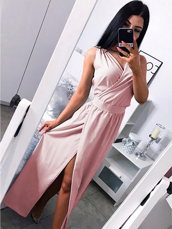 Sukienka magmac.pl z tkaniny