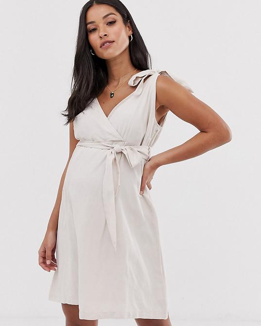 Sukienka Mama Licious na ramiączkach