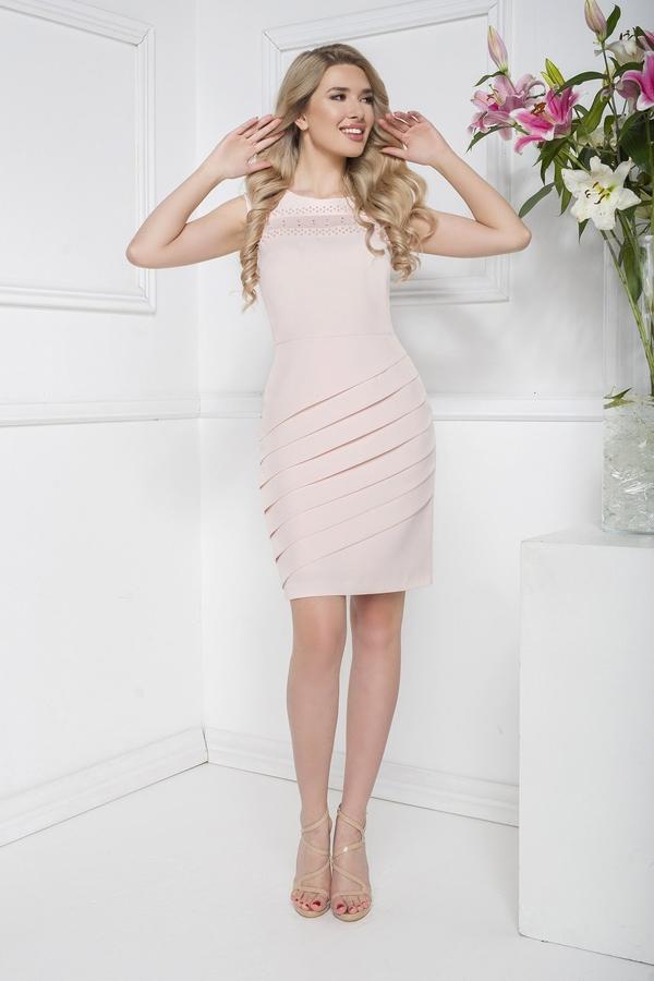 Sukienka Marcelini z szyfonu