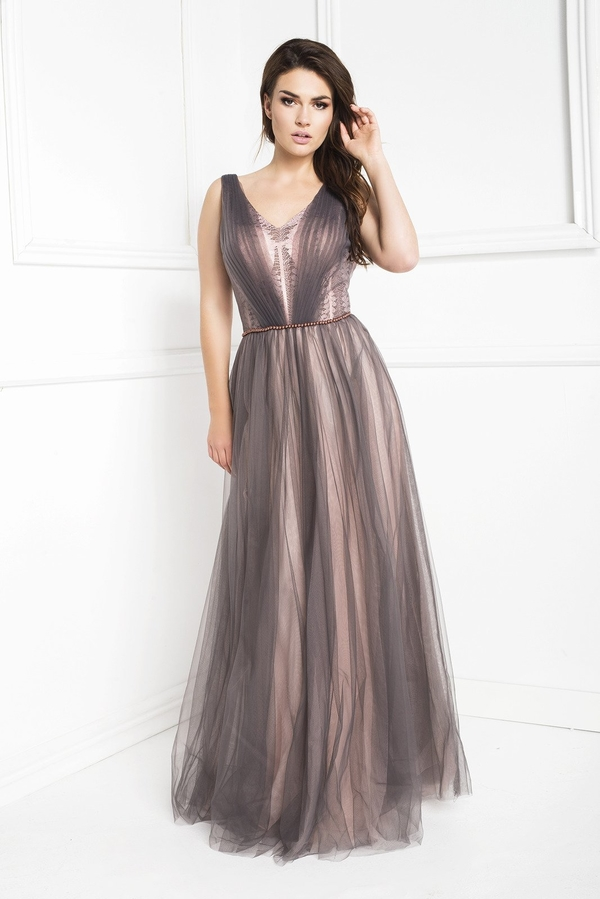 Sukienka Marcelini z tiulu