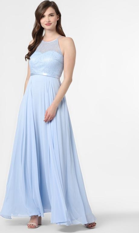 Sukienka Marie Lund bez rękawów rozkloszowana maxi
