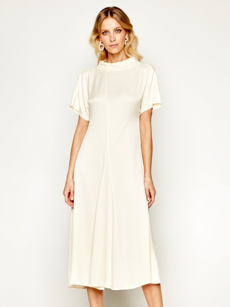 Sukienka Max & Co. z krótkim rękawem