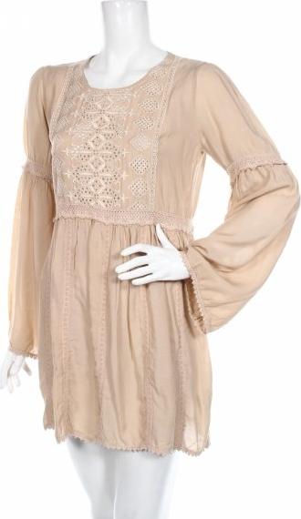 Sukienka Melissa Odabash rozkloszowana