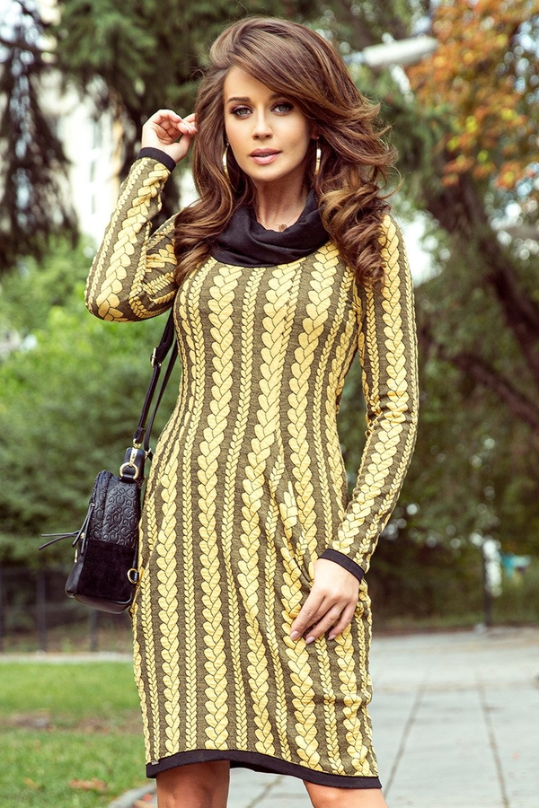 Sukienka Merg mini w stylu casual