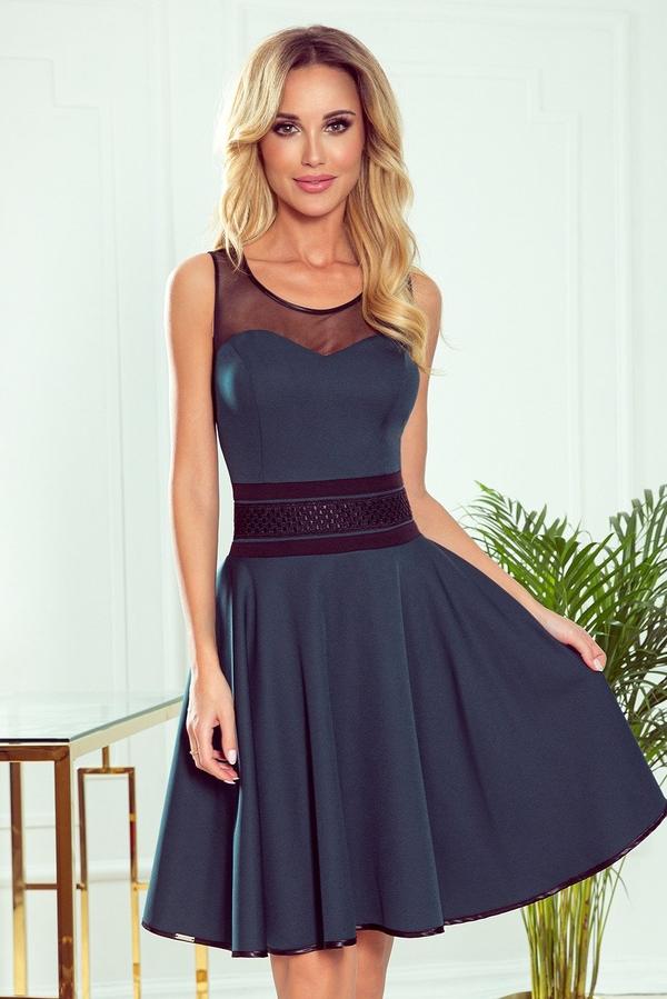 Sukienka Merg z tiulu