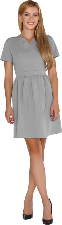 Sukienka MERRIBEL z dekoltem w kształcie litery v w stylu casual