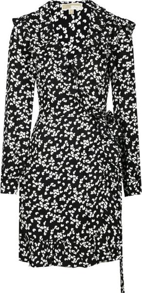Sukienka Michael Kors z jedwabiu mini