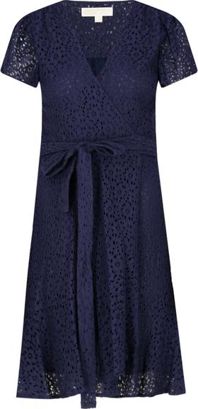 Sukienka Michael Kors z krótkim rękawem mini w stylu casual