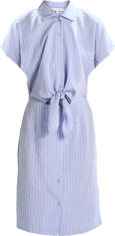 Sukienka Mint&berry w stylu casual mini z krótkim rękawem