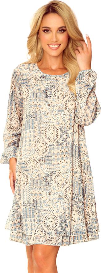 Sukienka Moda Dla Ciebie z szyfonu